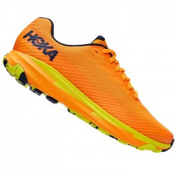 Zapatillas Hoka Torrent 2 Naranja Amarillo