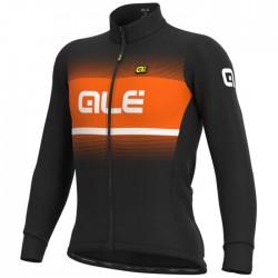 Maillot ciclismo Alé Solid Blend Naranja