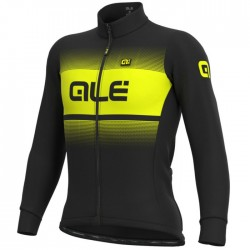 Maillot ciclismo Alé Solid Blend Amarillo
