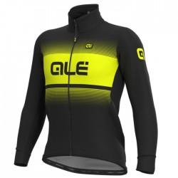 Chaqueta ciclismo Alé Solid Blend Amarillo
