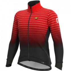 Chaqueta ciclismo Alé PRS Bullet Rojo