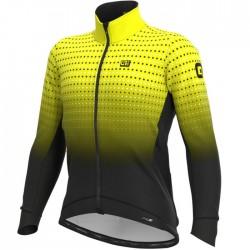 Chaqueta ciclismo Alé PRS Bullet Amarillo