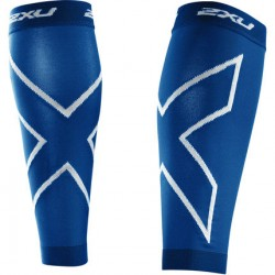 PERNERA COMPRESIVA AZUL 2XU CALF SLEEVES