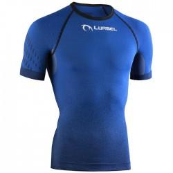 Camiseta Lurbel Spirit Short Sleeves Azul