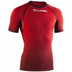 Camiseta Lurbel Spirit Short Sleeves Rojo