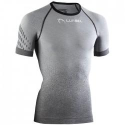 Camiseta Lurbel Spirit Short Sleeves Gris
