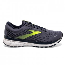 Zapatillas Brooks Ghost 13 Gris Oscuro