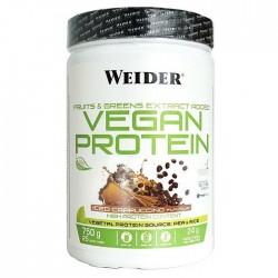 Proteina Vegana Weider Ice Capuccino 750gr