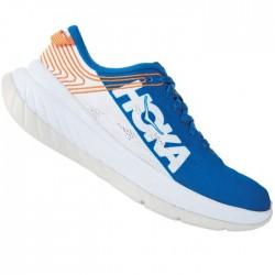 Zapatillas Hoka Carbon X Azul Blanco