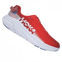 Zapatillas Hoka Rincon 2 Rojo Blanco