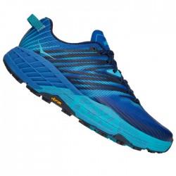 Zapatillas Hoka Speedgoat 4 Azul Sea