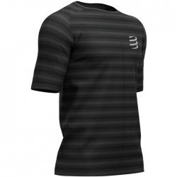 Camiseta Compressport Performance SS Negro