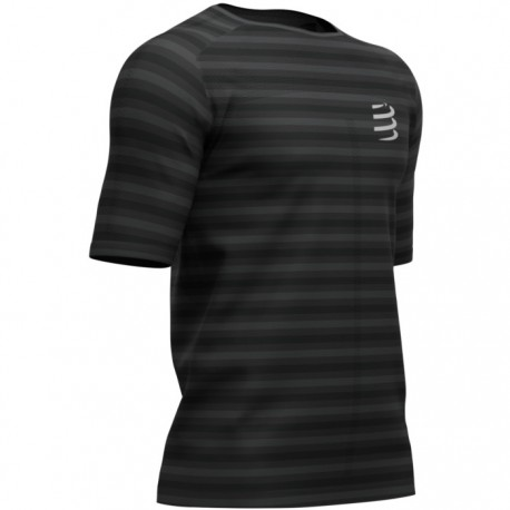 Camiseta Compressport Performance SS Negro