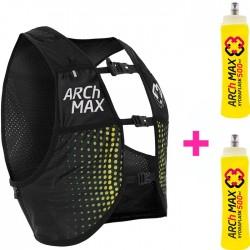 Chaleco hidratación ArchMax HV6 Amarillo