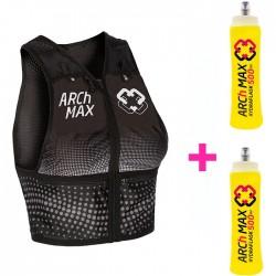 Chaleco hidratación ArchMax HV6 Mujer Negro