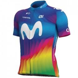 Maillot ciclismo Alé Movistar Team Strade Bianche