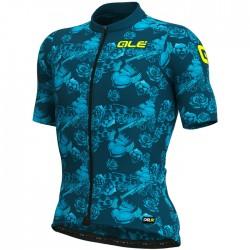 Maillot ciclismo Ale corto PRR Las Vegas Azul