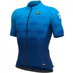Maillot ciclismo Ale corto PRR Magnitude Azul