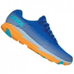 Zapatillas Hoka Torrent 2 Azul Naranja