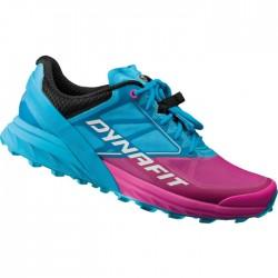 Zapatillas Dynafit Alpine Mujer Azul Rosa