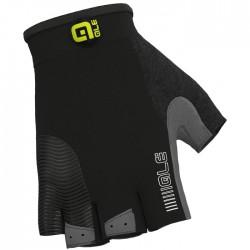 Guantes cortos Alé Comfort Negro