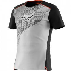 Camiseta Dynafit DNA Blanco Negro