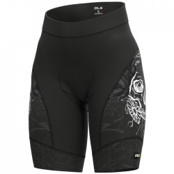 Culote ciclismo mujer Alé PRR Skull ST