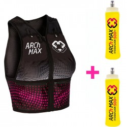 Chaleco hidratación ArchMax HV6 Mujer Rosa