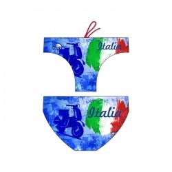 Bañador Natación Hombre TURBO Italia