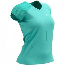 Camiseta Performance SS SUMMER REFRESH 2021 Mujer Verde