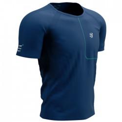 Camiseta COMPRESSPORT SS BORN TO SWIMBIKERUN 2021