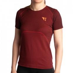 Camiseta HANKER Kanji Unisex Roja