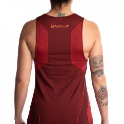 Camiseta HANKER Alaya Tirantes Unisex Roja