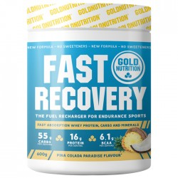 Fast Recovery Gold Nutrition Piña Colada 600GR