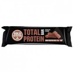 Barrita Proteina Gold Nutrition Total Bar Chocolate 46GR