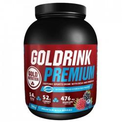Isotónico GoldDrink Premium Frutos del Bosque