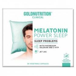 Melatonina Power Sleep Gold Nutrition