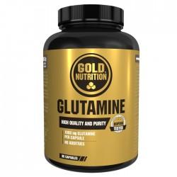 Glutamina 90 Caps Gold Nutrition