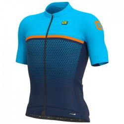 Maillot ciclismo Ale corto PRS Bridge Azul