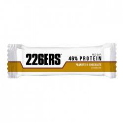 Barrita proteinas 226ers 46% Cacahuete Chocolate
