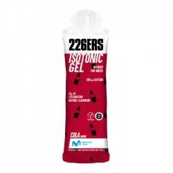 Gel Energético Isotónico 226ERS Isotonic Gel Cola 100mg cafeína
